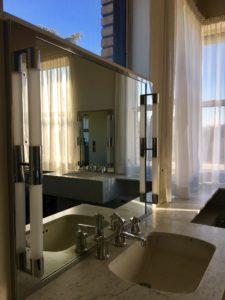 Salle de bain de la villa Cavrois