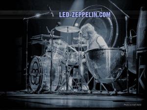 John Bonhham, Led Zeppelin