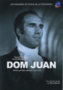 Un excellent exemple de personnage principal qui n'évolue pas : Dom Juan